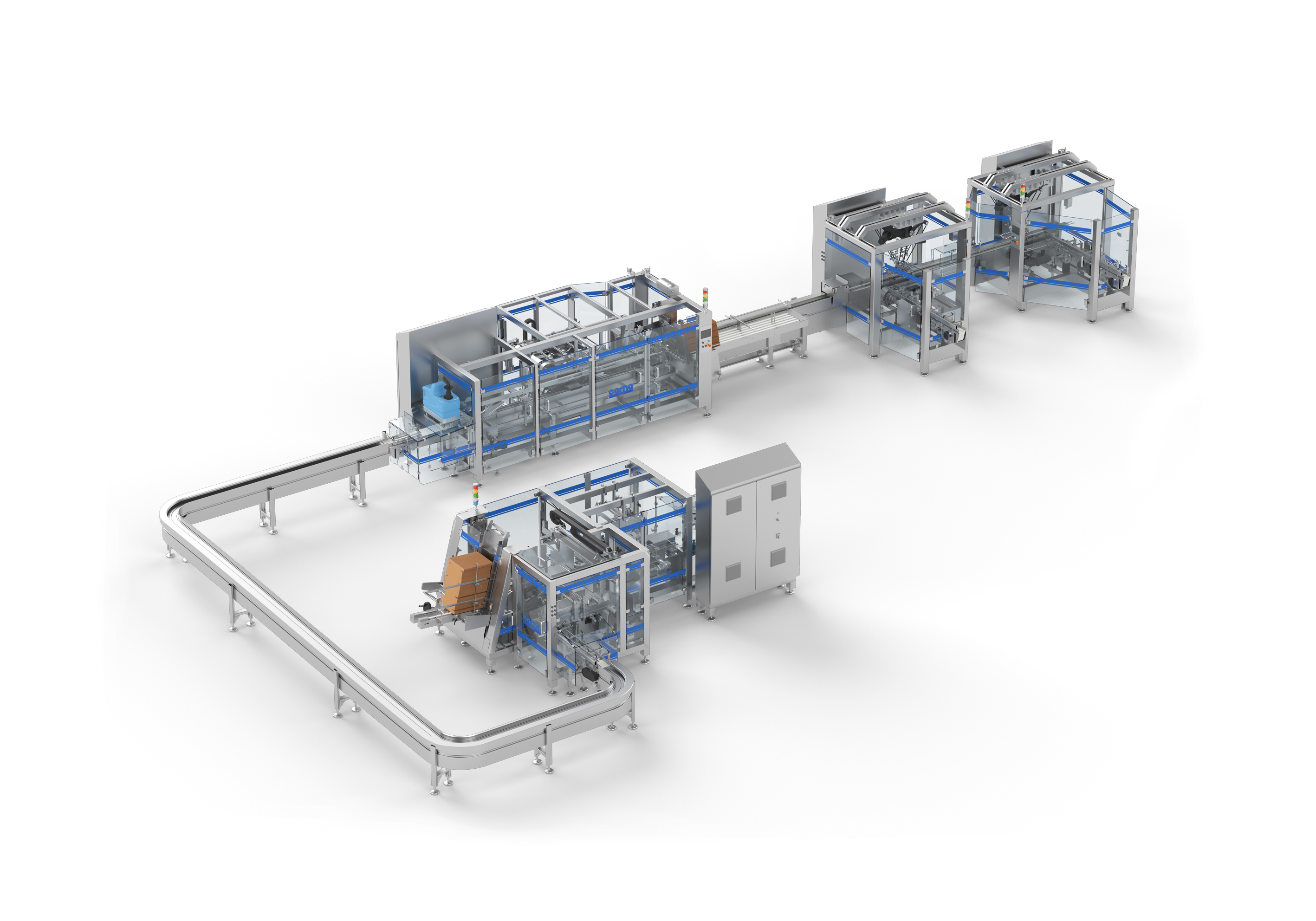 Triaflex delta robots and dried fruits packaging: a successful story