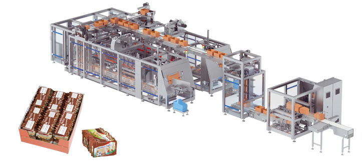 Chocolate Packaging: flexible solutions