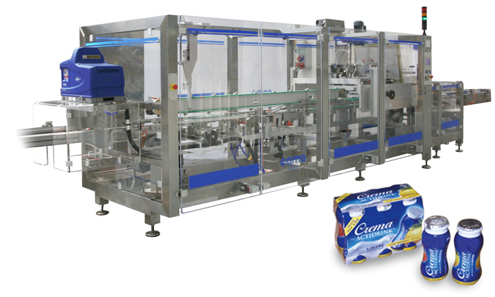 high speed electronic sleeving machine