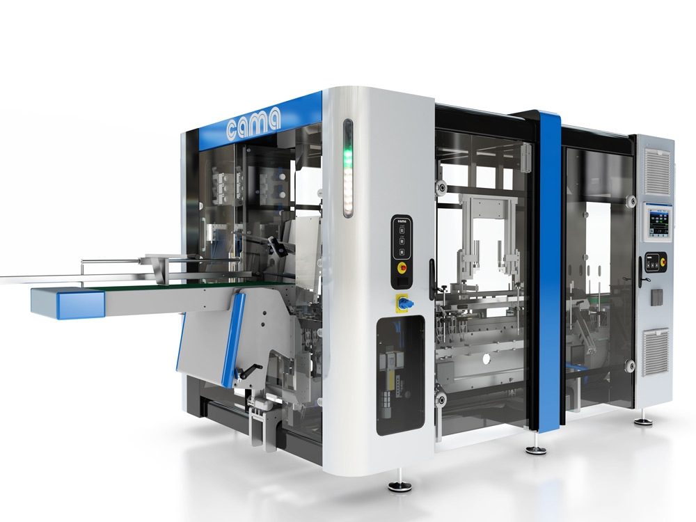 The break through generation for hi tech packaging systems for Industrial design packaging