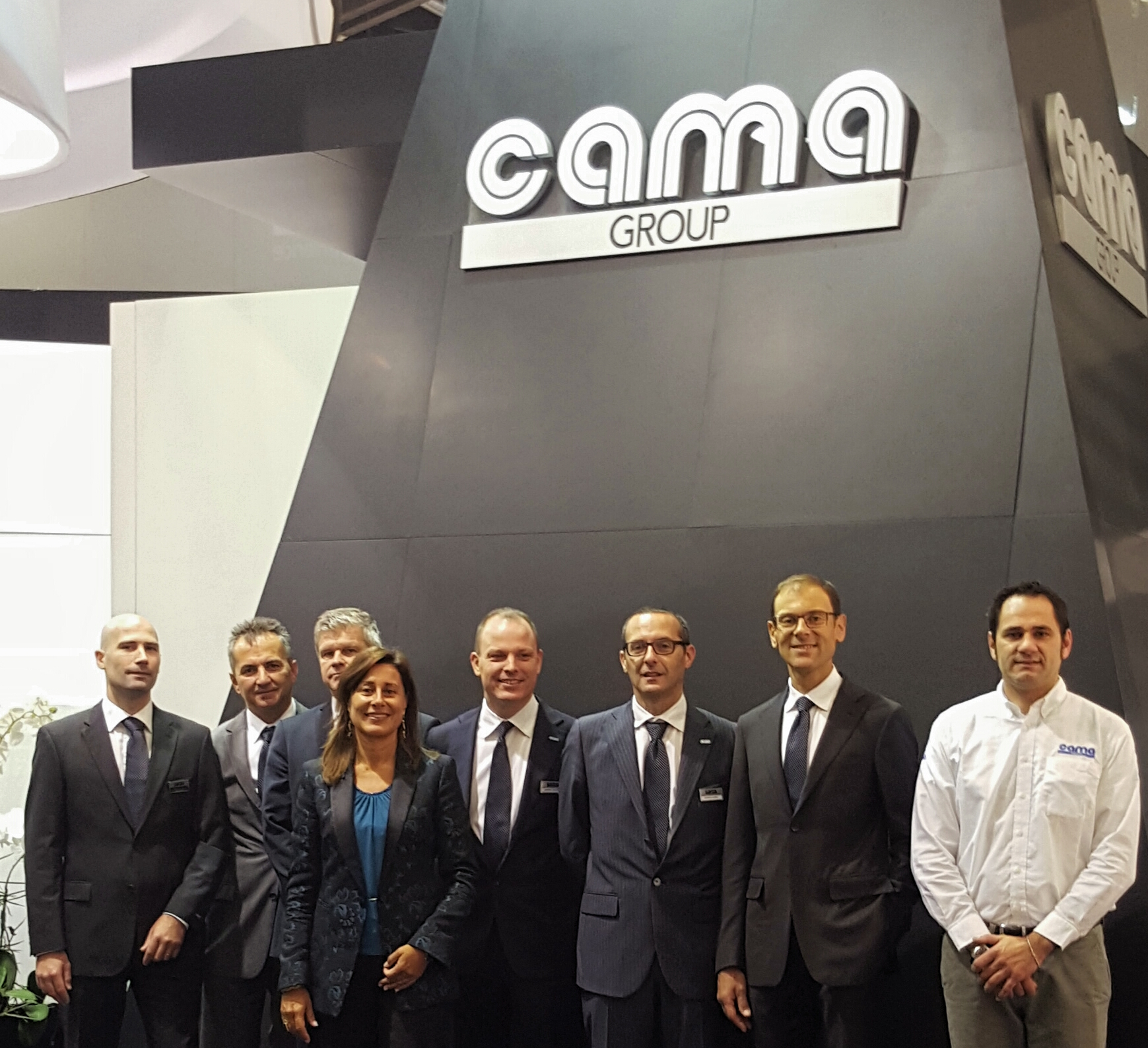 Another great success for CAMA at recent prominent exhibitions: Fachpack in Nuremberg, Germany and Pack Expo West in Las Vegas (NV), USA