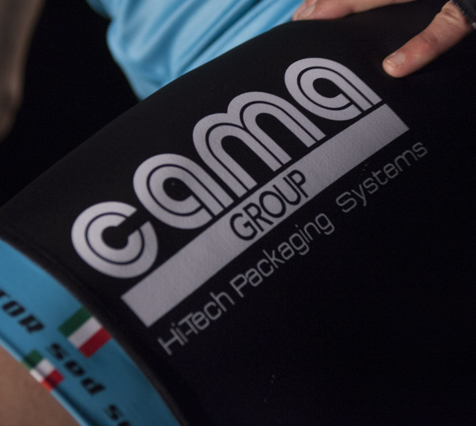 Cama Racing Team: Innovation not only in Packaging Systems