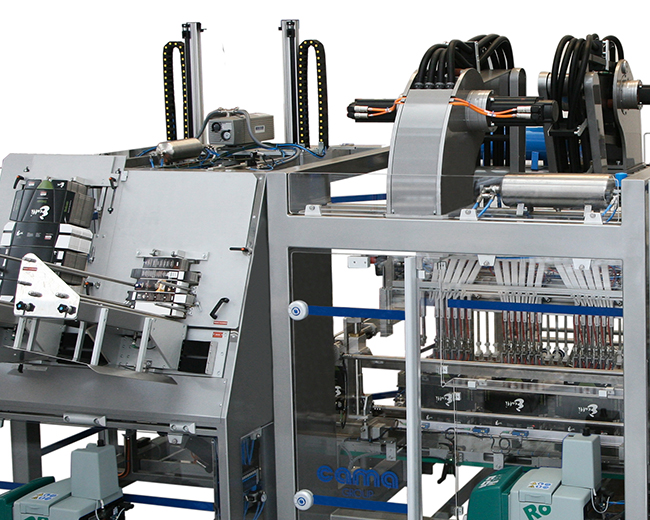 Packaging Line for coffee capsules