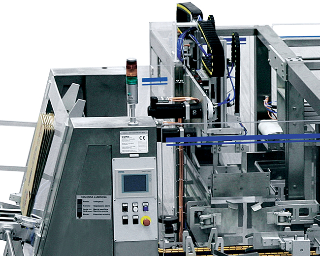 RSC Case Packing Machines (IN Series)